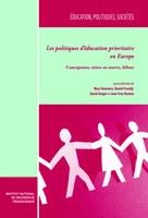 Les politiques d'éducation en Europe Tome 1