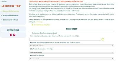 La Bouture site internet