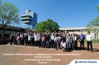 Photo groupe formation Météo & climat