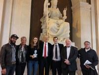 Ambassadeurs du vivre ensemble FOL83 Prix de la laïcité 2016